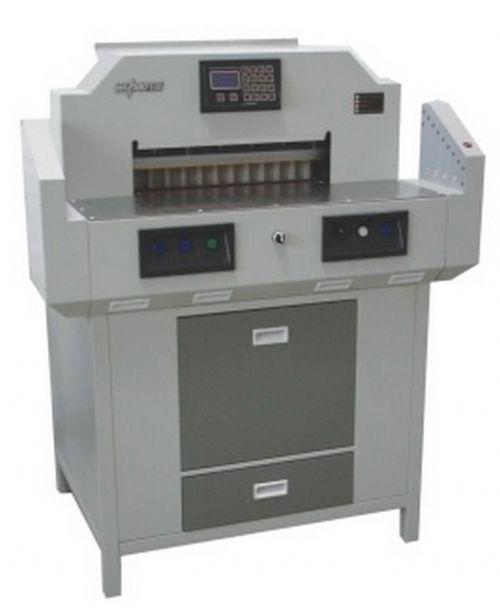 P520HN (52 cm.) PROFESSIONAL MANUFACTURER ELECTRICAL PROGRAM-CONTROL PAPER CUTTING MACHINE